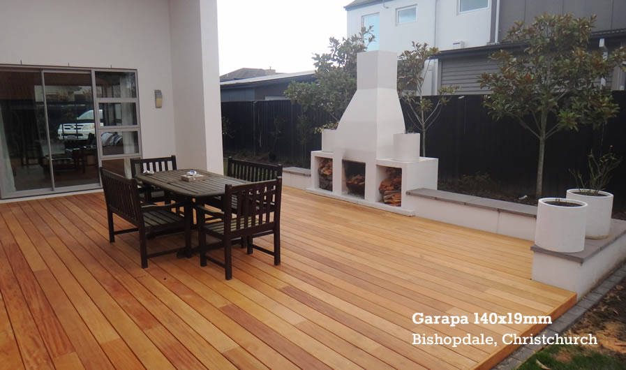 Timber decking ideas designs how to build your dream deck for Living room ideas nz