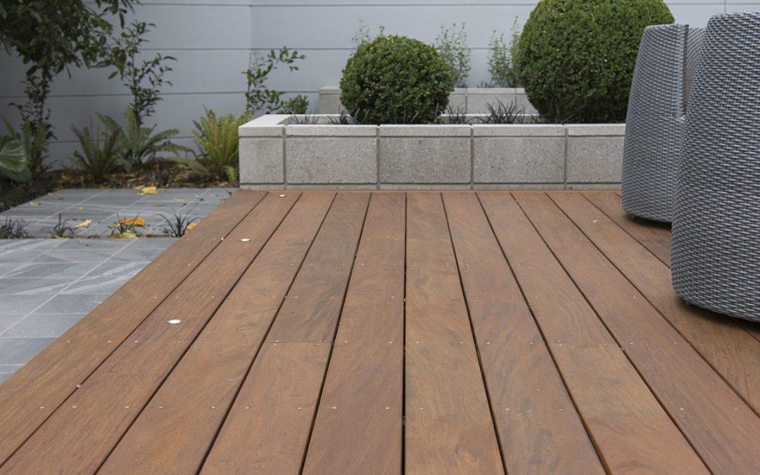 Residential Garapa Deck