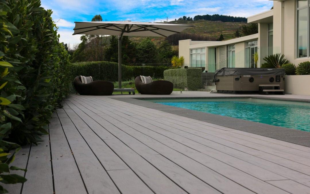 Residential ModWood Deck