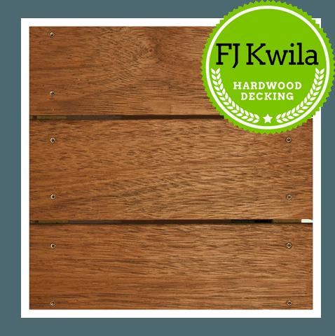 Finger joint fj kwila decking timber one stop deck shop for 33 iversen terrace christchurch