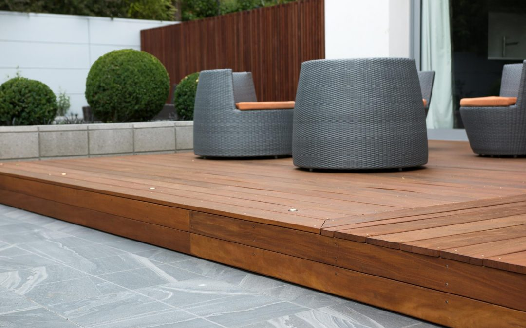 Garapa –  Residential Deck, Christchurch