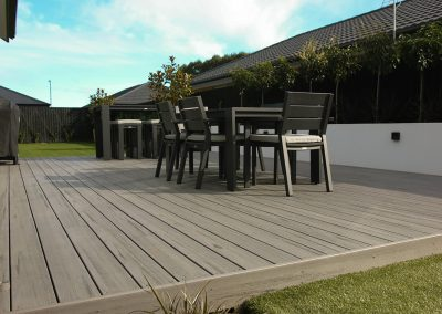Residential ModWood Deck