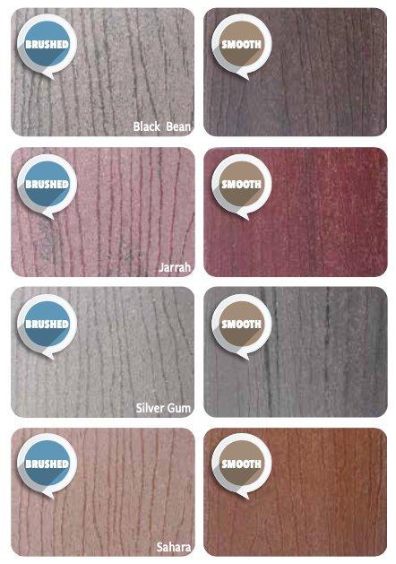 modwood colours range