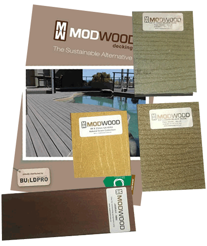 Request free modwood sample pack for 33 iversen terrace christchurch