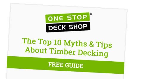 Side cover 10 myths one stop deck shop decking timber for 33 iversen terrace christchurch