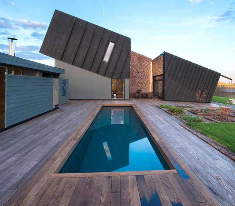 Thermory Ash Decking